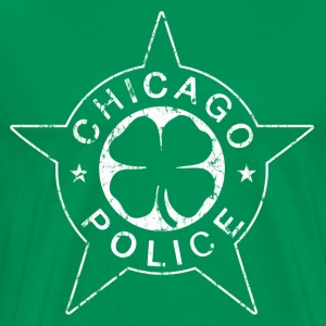 Irish Chicago Police - Men's Premium T-Shirt