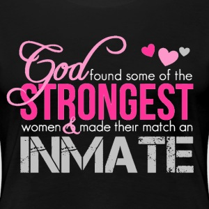 Strongest Women Light Women's T-Shirts - Women's Premium T-Shirt