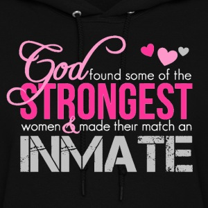Strongest Women Light Hoodies - Women's Hoodie