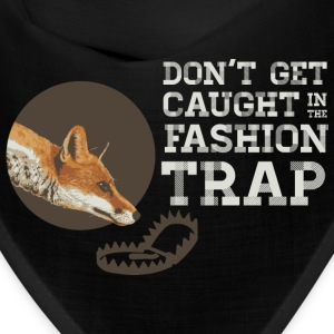 Don't Get Caught in the Fashion Trap Caps - Bandana