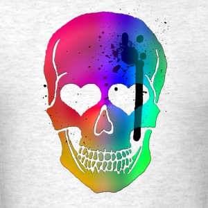 Skull Heart T-Shirts - Men's T-Shirt