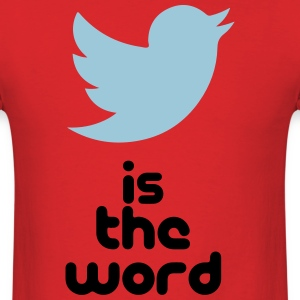 bird is the word T-Shirts - Men's T-Shirt