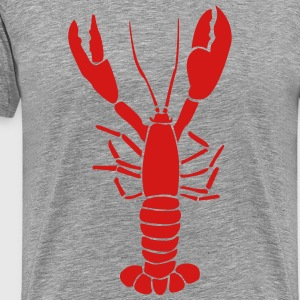 Lobster cancer  Shirt - Men's Premium T-Shirt