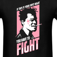 Design ~ Fight Club: You have to fight