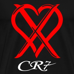 Ronaldo Love to win Hearts - Men's Premium T-Shirt