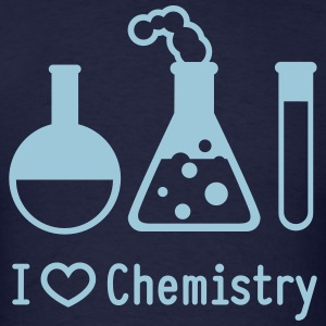 I Love Chemistry - Men's T-Shirt