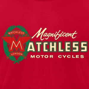 matchless motor - Men's T-Shirt by American Apparel