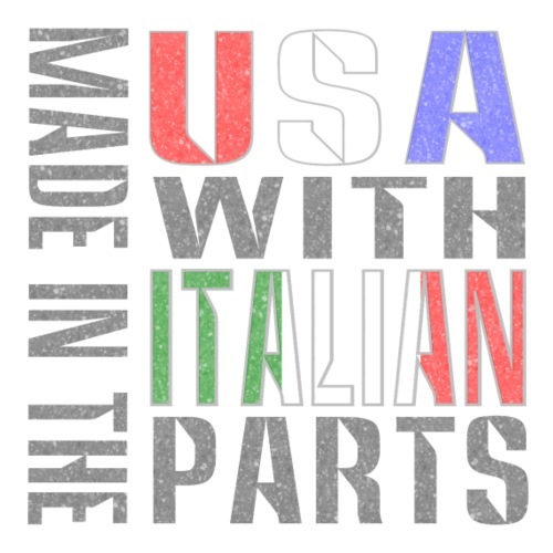 Made in USA Italian Parts