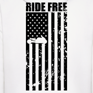 Design ~ S&S RIDE FREE U.S.A. BLACK