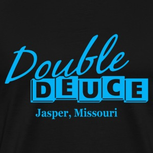 Double Deuce - Men's Premium T-Shirt