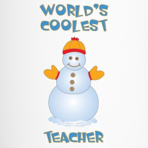 World's Coolest Teacher Bottles & Mugs - Travel Mug