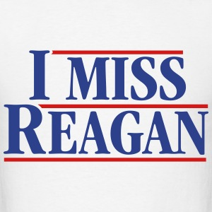 I Miss Reagan - Men's T-Shirt