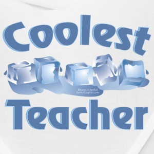 Coolest Teacher Caps - Bandana