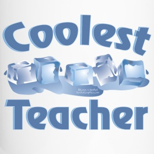 Coolest Teacher Bottles & Mugs - Travel Mug