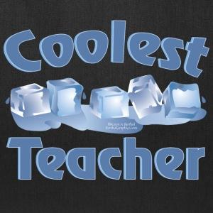 Coolest Teacher Bags & backpacks - Tote Bag
