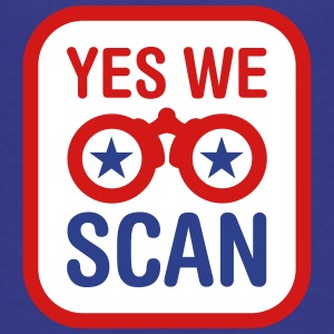 yes we scan - Toddler Premium T-Shirt
