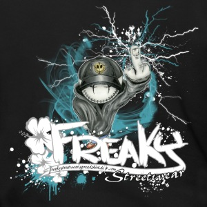 Little Freak Mascotte Zip Hoodies & Jackets - Men's Zip Hoodie