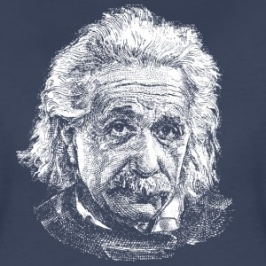 Einstein - Women's Premium T-Shirt