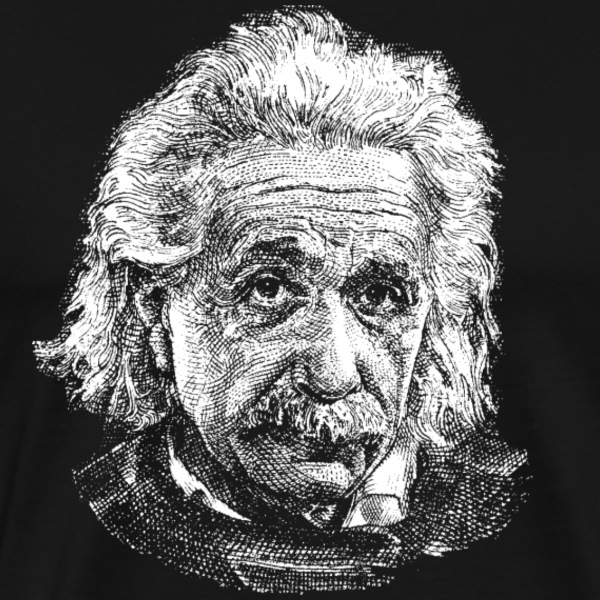 Einstein - Men's Premium T-Shirt