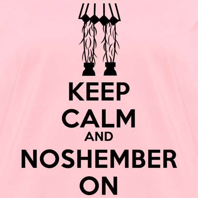 Chick's Keep Calm Shirt - womens