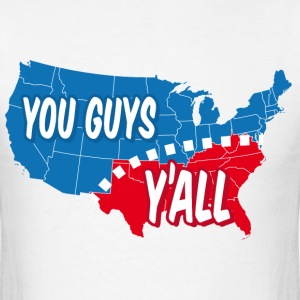 Y'all - Men's T-Shirt