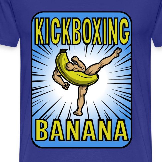 Kickboxing Banana Design #3