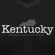 Design ~ Kentucky - Where Bourbon Outnumbers People Two to One
