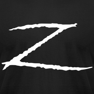 Zorro T-Shirts - Men's T-Shirt by American Apparel