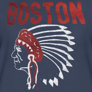 Old Boston Braves Women's T-Shirts - Women's Premium T-Shirt