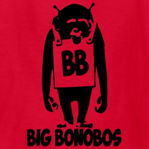Big Bonobos Kids' Shirts - Kids' T-Shirt