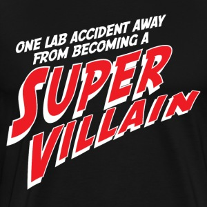 Super Villain - Men's Premium T-Shirt