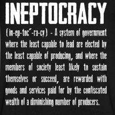 ineptocracy T-Shirts