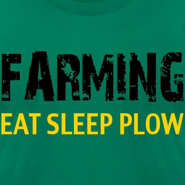 Farming Eat Sleep Plow US/Canada