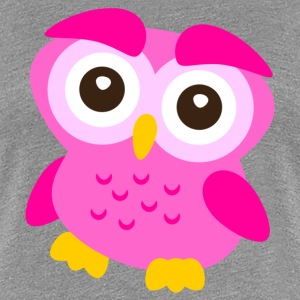 The Owl - Women's Premium T-Shirt