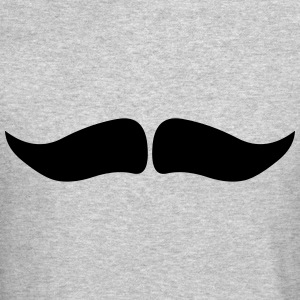 Movember 2013 Mustache  Long Sleeve Shirts - Crewneck Sweatshirt