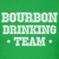 Design ~ Bourbon Drinking Team