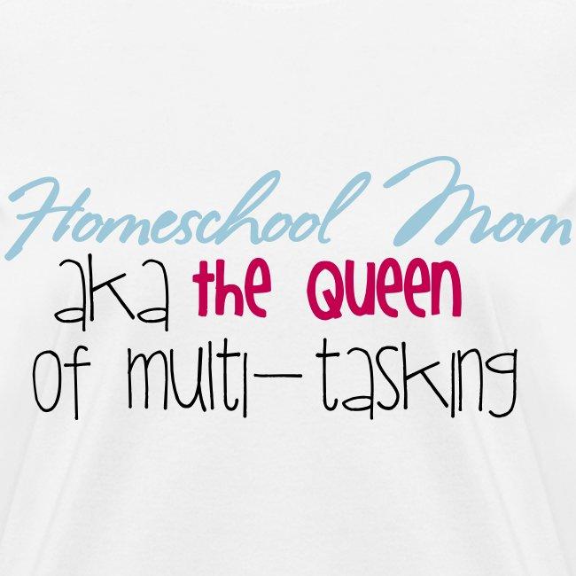 Queen of Multi-tasking