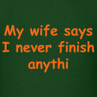 Design ~ My wife says...