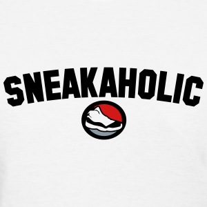 sneakaholic version 3 Women's T-Shirts - Women's T-Shirt