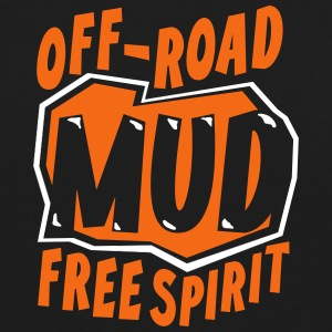Offroad Free Spirit 4x4 Long Sleeve Shirts - Crewneck Sweatshirt