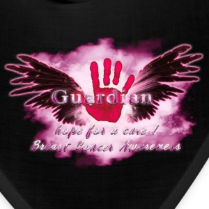Guardian Angel hope for a cure Breast Cancer Aware Caps - Bandana