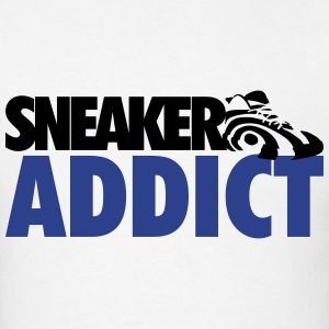 sneaker addict T-Shirts - Men's T-Shirt