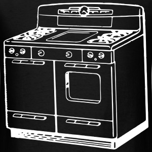 Stove T-Shirts - Men's T-Shirt