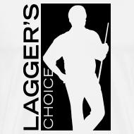 Design ~ Black Logo Men's Short Sleeve Premium T-Shirt