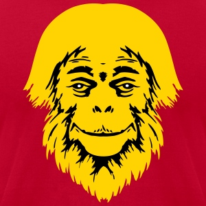 doc_apes T-Shirts - Men's T-Shirt by American Apparel