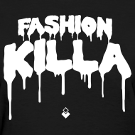 Design ~ FASHION KILLA - A$AP ROCKY - Women's Shirt