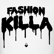 Design ~ FASHION KILLA - A$AP ROCKY - Men's Shirt