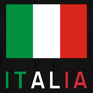 Italian Flag and Italia Hoodies - Women's Hoodie