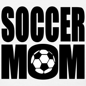 Soccer Mom (Women's) - Women's T-Shirt