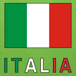 Italian Flag and Italia Bags & backpacks - Tote Bag